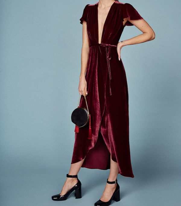 Reformation Gemma Dress