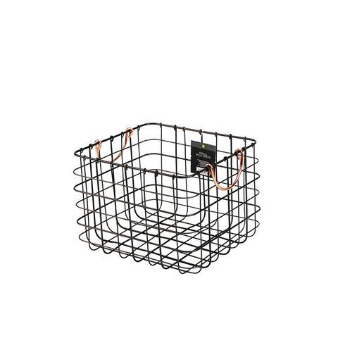 Milk Crate Wire Basket