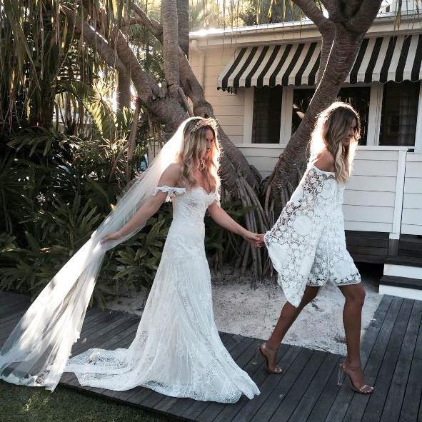 This Jewellery Designer Reveals How She Found Her Wedding Dress