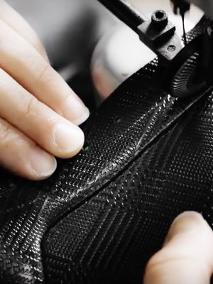 These Dior Sneakers Take 4 Days to Make—This Video Does It in 1 Minute
