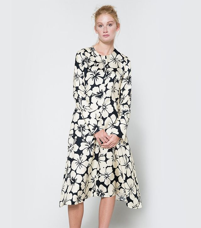 Trademark Paneled Dress
