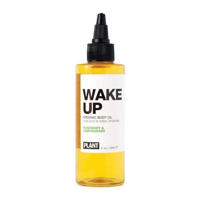 Plant Wake Up Organic Body Oil