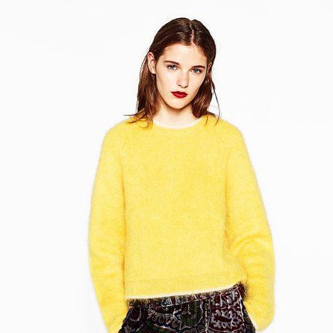 Limited Edition Mohair Sweater