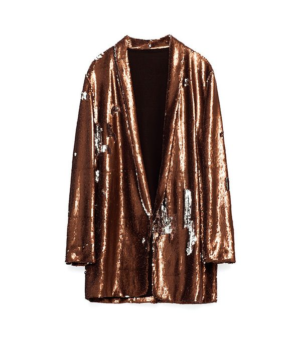 Zara Blazer with Sequins