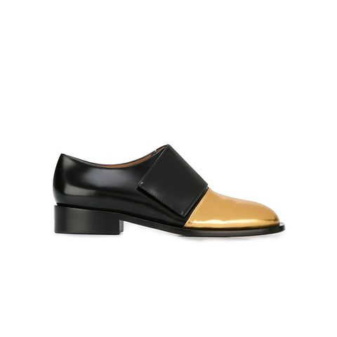 Velcro Strap Loafers