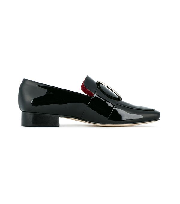 Black Harput loafers