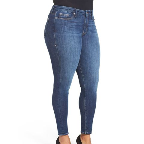 Good Legs High Rise Skinny Jeans