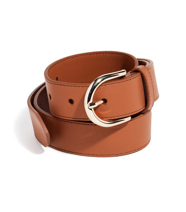 & Other Stories Buckled Wrap Belt