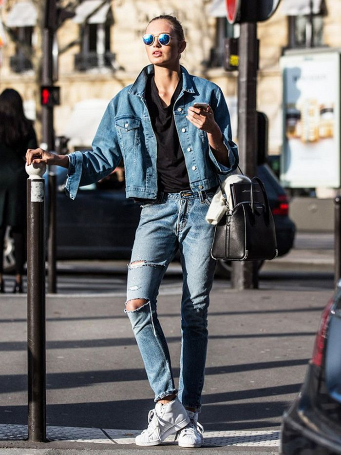 15 Stylish and Easy Ways to Wear Your Skinny Jeans Right ...  Pinterest Skinny Jeans Outfit