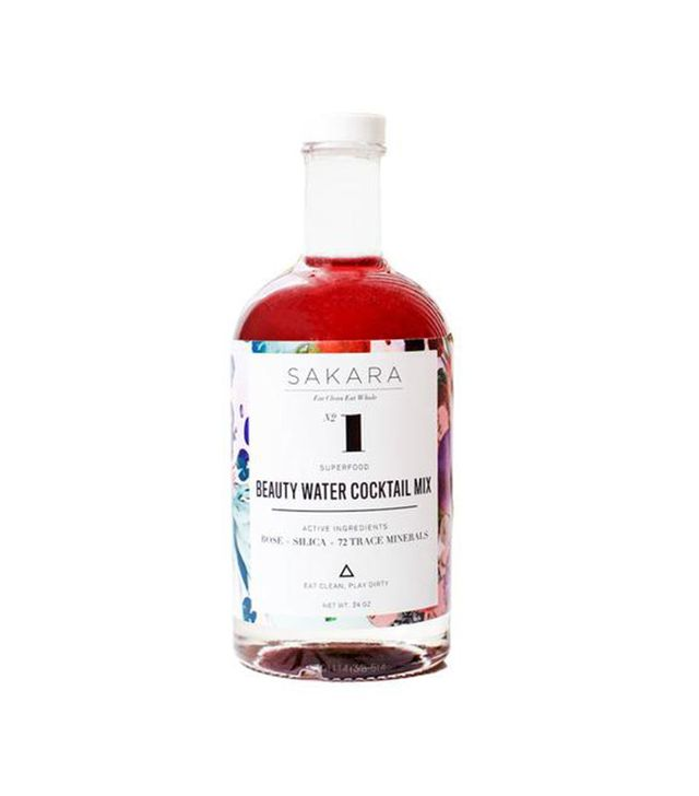 Sakara Beauty Water Cocktail Mixer