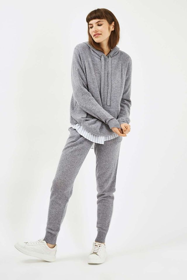 Topshop Cashmere Hoodie and Joggers