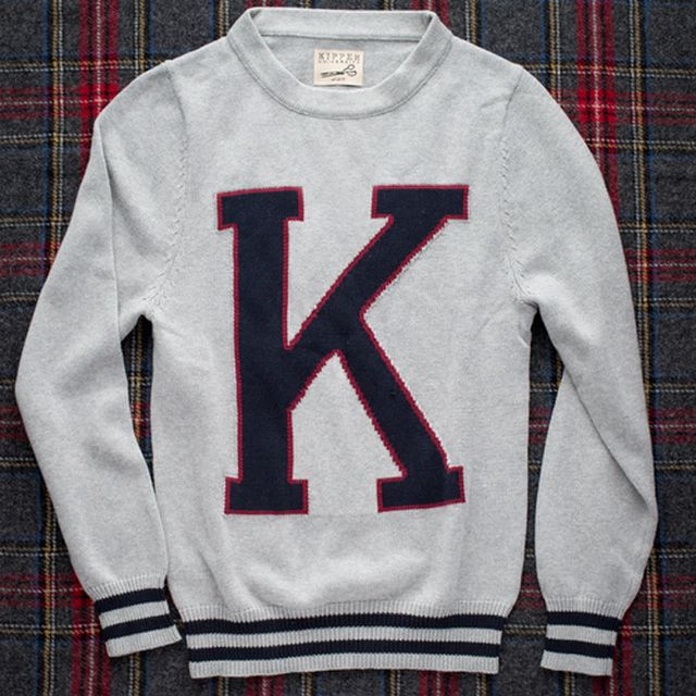 Kipper Clothiers The Collegiate Sweater