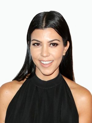 Step Inside Kourtney Kardashian's Opulent Dining Room