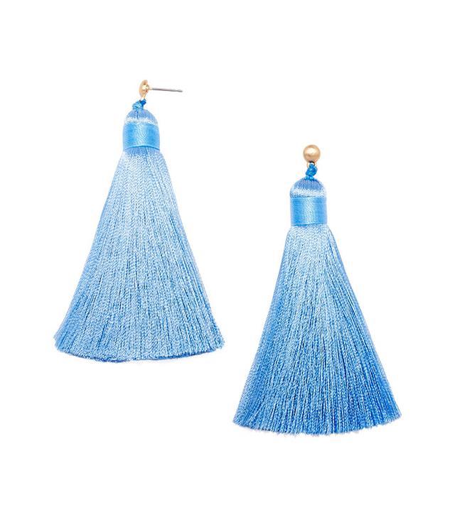 Hart Cornflower Blue Fatties Earrings