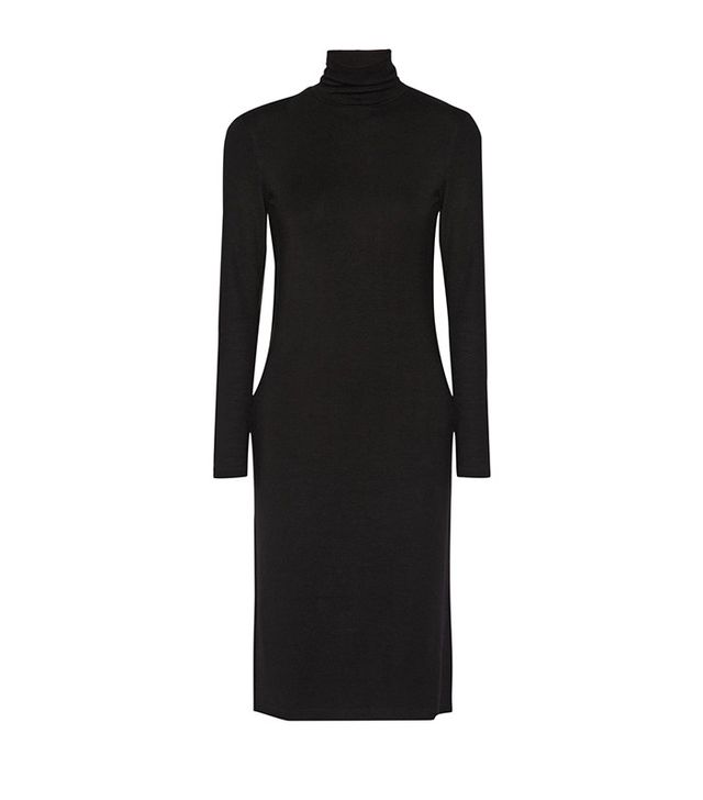 James Perse Turtleneck Dress