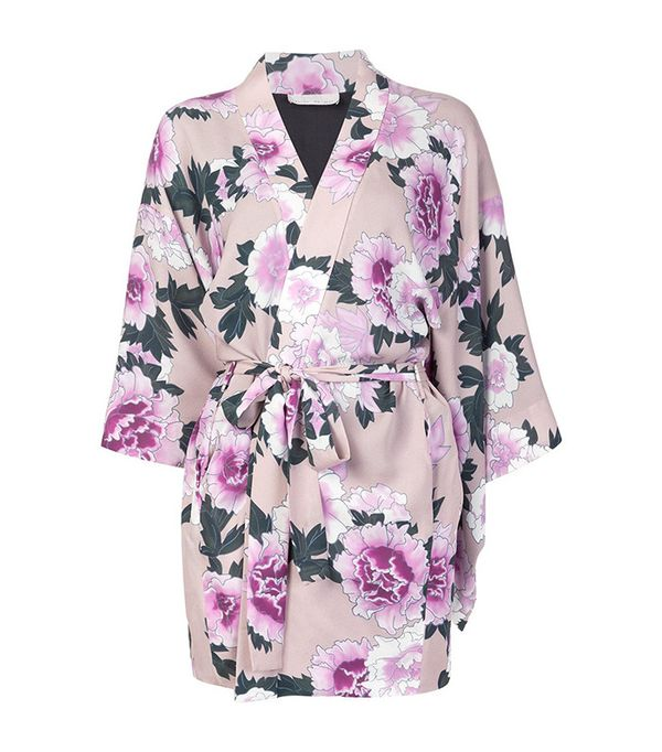 Fleur Du Mal Haori Kimono