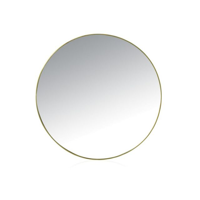 Coco Republic Sunset Boulevard Round Mirror