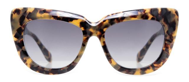 Sonix Coco Sunglasses in Tortoise