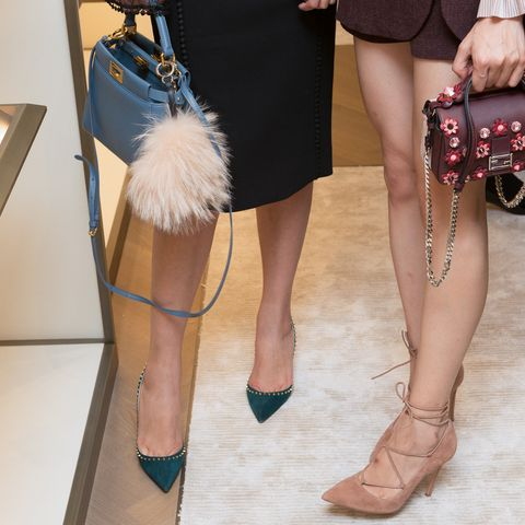 How Real People Style Fendi Accessories