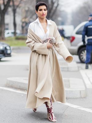 This Saudi Arabian Princess's Style Is Beyond Cool