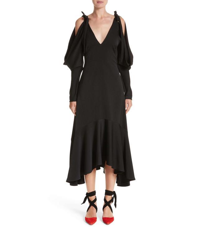 Women's Rejina Pyo Open Back Cold Shoulder Dress