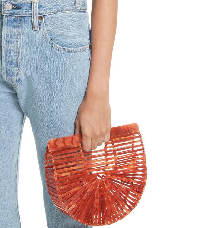 Cult Gaia Mini Ark Handbag -
