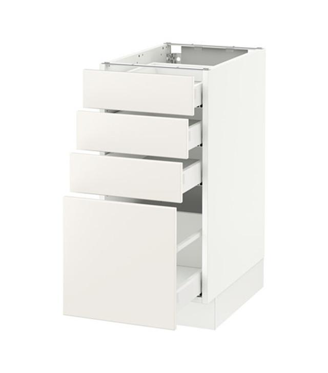 IKEA Sekiton Base Cabinet With Drawers