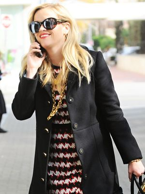 Reese Witherspoon Has the Most Sophisticated Winter Style