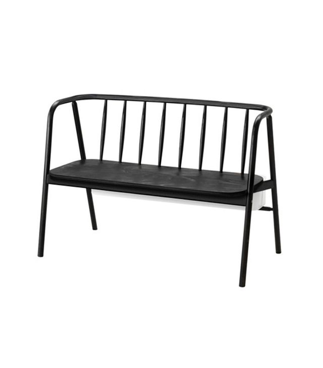 IKEA Anvandbar Bench With Planter
