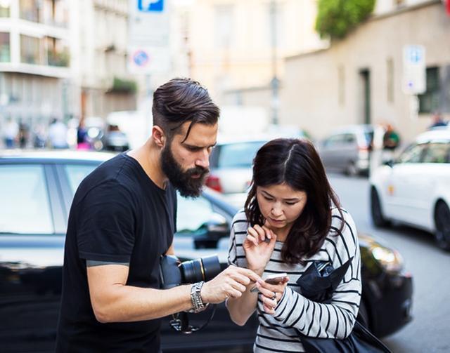 Style du Monde photographer Acielle