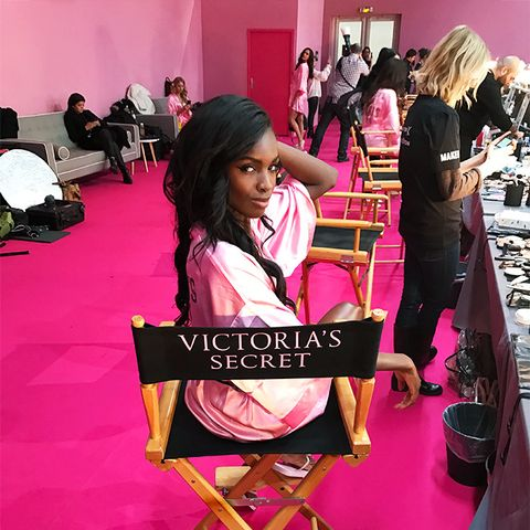 What It's Like to Be a Victoria's Secret Angel, by Leomie Anderson