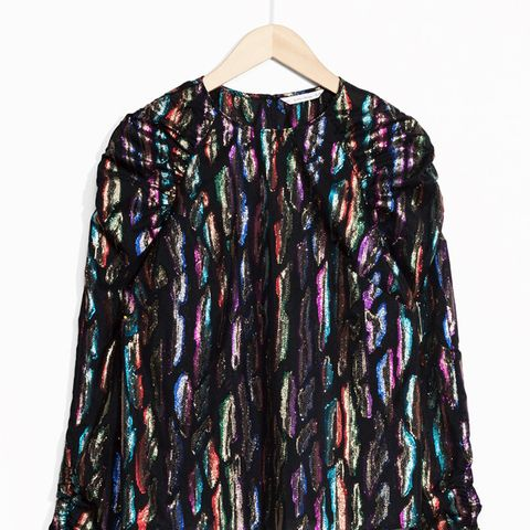 Disco Blouse
