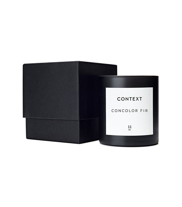 Context Concolor Fir Candle