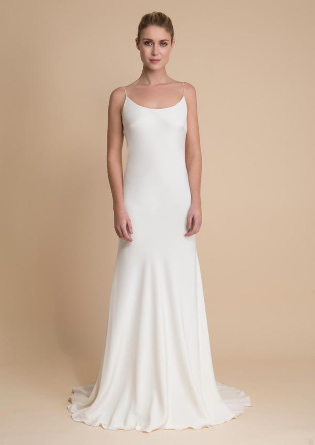 Delphine Manivet Edouard Sheath Dress