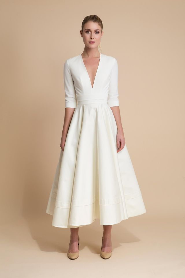 Delphine Manivet Prospère Midi Dress