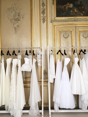 Where French Girls (and French Fashion Lovers) Will Be Buying Wedding Dresses