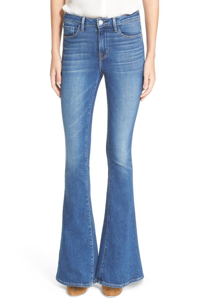 L'Agence Sophie High Rise Jeans
