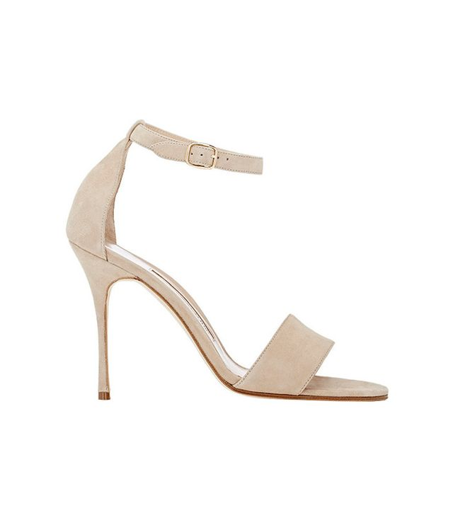 Manolo Blahnik Tres Sandals