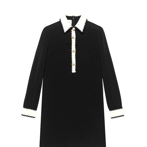 Stretch Viscose Jersey Dress