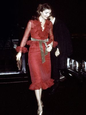 6 Times It Looked Like Jackie Kennedy Onassis Was Wearing Modern-Day Gucci