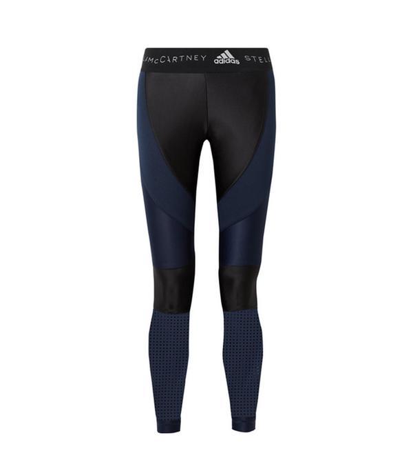 Mesh-paneled Climalite Stretch Leggings