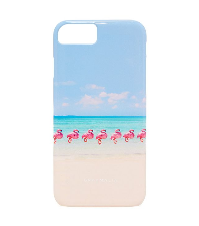 Gray Malin The Flamingos iPhone 7 Case