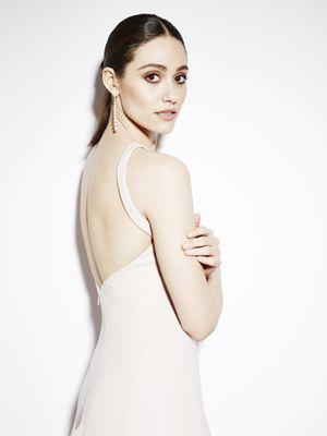 "Emmy Rossum Refuses to Settle for Equal Pay on ""Shameless"""