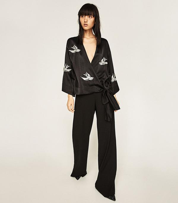 Zara Patch Jacket