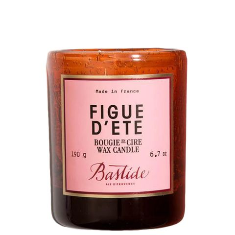 Hand Blown Figue D'ete Candle