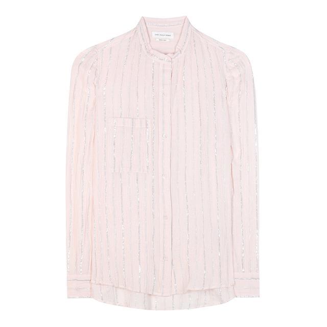 Étoile Isabel Marant Samson Striped Cotton Shirt