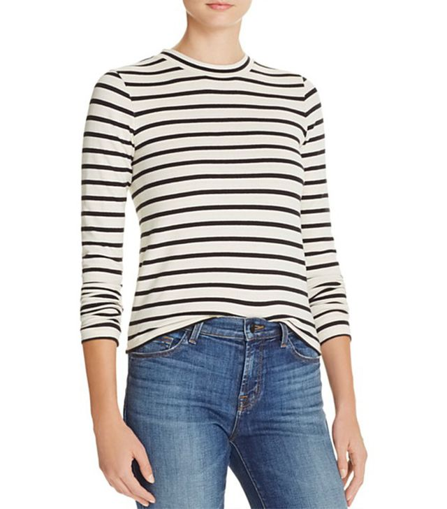 J Brand Harper Stripe Top