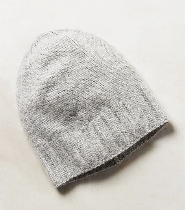 White + Warren Halina Cashmere Beanie
