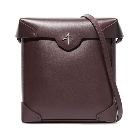 Pristine Leather Shoulder Bag