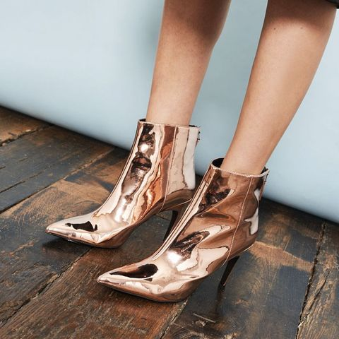Hoopla Ankle Boots